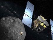 Nhật Bản ném bom tiểu hành tinh trong hệ Mặt trời