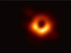 Bức ảnh lỗ đen đầu tiên trong lịch sử