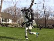 Robot Atlas của Boston Dynamics lại đạt thêm những bước tiến mới