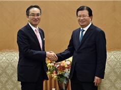 Khuyến khích doanh nghiệp Nhật hợp tác đưa sản phẩm Việt ra thế giới