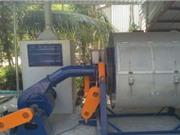 Kiên Giang: Chuyển giao lò sấy tiêu cho huyện Gò Quao và Giồng Riềng