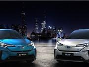 Toyota chuẩn bị tung 2 mẫu xe điện chạy pin tại thị trường Trung Quốc