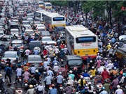 4 triệu trẻ em mắc hen suyễn mỗi năm do ô nhiễm giao thông