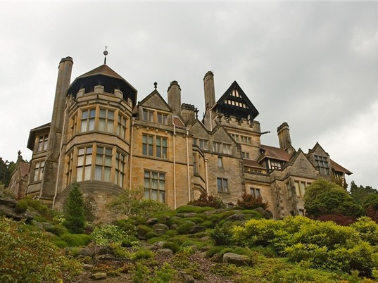 Cragside: Ngôi nhà đầu tiên trên thế giới được thắp sáng bằng đèn điện