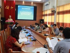 Xây dựng mô hình du lịch cộng đồng gấn với xóa đói giảm nghèo ở miền Tây Nghệ An