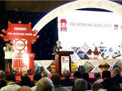 FIG Working Week 2019: Tăng cường năng lực cho các nhà trắc địa trẻ