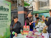 Hội chợ Hàng Việt Nam chất lượng cao: Tinh hoa gia vị và nước mắm Việt