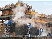 Trả lại diện mạo nguyên sơ cho cổng Ngọ Môn ở Huế