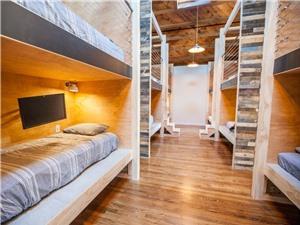 Giới trẻ đang thích sống trong các pod thay vì căn hộ