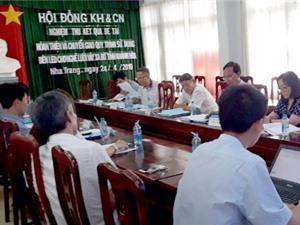 Khánh Hòa: Hoàn thiện và chuyển giao quy trình sử dụng đèn LED cho nghề lưới vây xa bờ