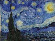 """Sự nhiễu loạn trong bức họa """"Đêm đầy sao"""""""