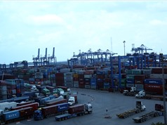 Kim ngạch thương mại 4 tháng: Nhập khẩu tăng mạnh