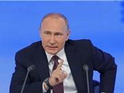 Tổng thống Putin ký thông qua luật tạo mạng Internet nội bộ