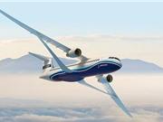 Boeing công bố mẫu concept cánh máy bay cận siêu âm mới
