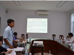 Cà Mau: Nuôi tôm sú quảng canh cải tiến 3 giai đoạn trên vùng đất lúa - tôm tại xã Khánh Thuận, huyện U Minh