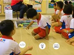 """""""Ươm mầm"""" lập trình viên tương lai từ mẫu giáo, tham vọng đi trước nhân loại 40 năm đang được hiện thực hóa ở Singapore như thế nào?"""