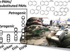 Phát hiện các hợp chất thơm đa vòng trong mẫu bụi có khả năng gây ung thư