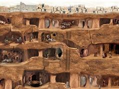 Derinkuyu: Thành phố cổ đại dưới lòng đất