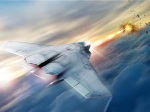 Mỹ thử nghiệm vũ khí laser trên chiến đấu cơ