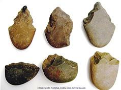 Phát hiện dấu tích người cổ ở Tuyên Quang