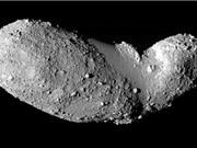 Phát hiện nước trên tiểu hành tinh thuộc hệ Mặt trời