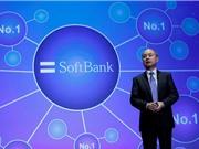 Softbank công bố lợi nhuận ròng kỷ lục