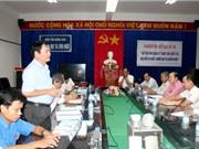 Quảng Ngãi: Hỗ trợ ứng dụng kỹ thuật sản xuất lúa, gạo hữu cơ chất lượng cao