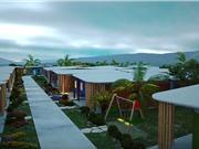 Video: Xây dựng cả khu dân cư trên bãi đất hoang bằng công nghệ in 3D