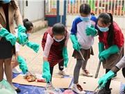 Kiểm toán rác thải tại trường học