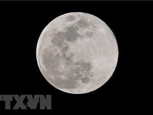 Nghiên cứu khoa học: Mặt Trăng đang dần dần co lại