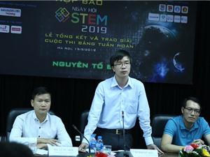 Ngày hội STEM 2019: Xây dựng và tiếp năng lượng cho hệ sinh thái giáo dục STEM