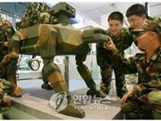 Quân đội Hàn Quốc dự định triển khai robot mô phỏng sinh học vào năm 2024