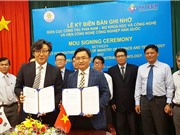 Ký thỏa thuận hợp tác với viện nghiên cứu lớn thứ hai của Hàn Quốc