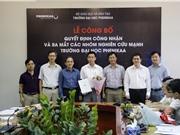 Hạt nhân đầu tiên của hệ sinh thái đào tạo - nghiên cứu - khởi nghiệp của đại học Phenikaa: 8 nhóm nghiên cứu mạnh