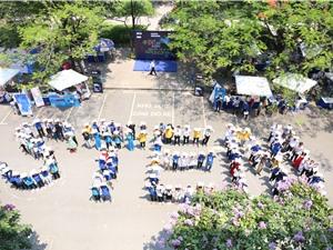 Ngày hội STEM: Ngày càng đông vui