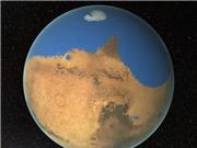 Lỗ hổng khổng lồ trong khí quyển sao Hỏa hút toàn bộ nước vào không gian