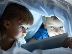 Xem màn hình quá nhiều làm trẻ nhỏ chậm phát triển