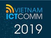 Hơn 1.000 doanh nghiệp tham gia mua bán công nghệ tại Vietnam ICTCOMM 2019