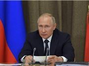 Tổng thống Putin: Nga đang sở hữu vũ khí laser tưởng chỉ có trong viễn tưởng