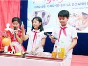 Đại sứ quán Mỹ tài trợ dự án giáo dục STEM ở Lào Cai