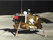 Tàu thăm dò Trung Quốc tiết lộ thành phần lớp phủ của Mặt trăng