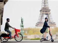 Giữa tâm bão cuộc chiến e-scooter
