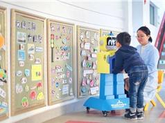 Trung Quốc sử dụng robot để phát hiện trẻ mẫu giáo bị ốm