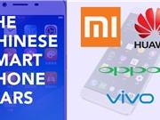 Cuộc nội chiến đáng sợ nhất lịch sử smartphone Trung Quốc sắp bắt đầu