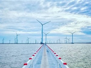 Xu thế bùng nổ năng lượng tái tạo tại Việt Nam