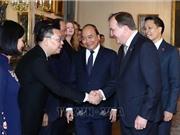 Việt Nam-Thụy Điển: Dấu mốc mới trong hợp tác KH&CN và đổi mới sáng tạo