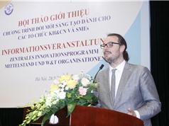 Chương trình ZIM: Cơ hội cho các tổ chức KH&CN và doanh nghiệp vừa và nhỏ