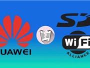 Liên minh Wi-Fi giới hạn tư cách thành viên của Huawei