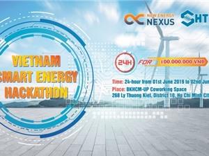 Hackathon đầu tiên trong lĩnh vực năng lượng