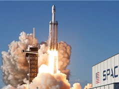 SpaceX phóng 60 vệ tinh đầu tiên cung cấp Internet tốc độ cao toàn cầu